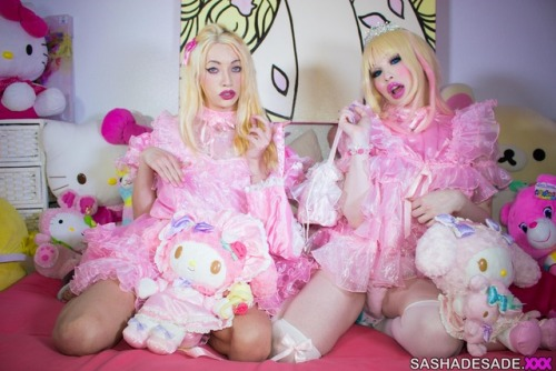 sashadesade: My new video with Sarina Valentina is now at…